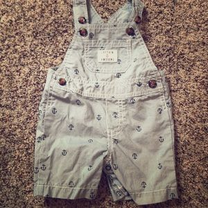 Overalls for baby
